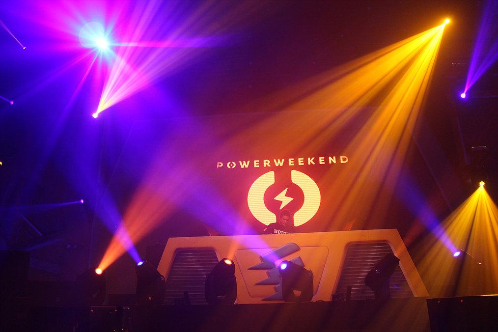 Electrisize Powerweekend