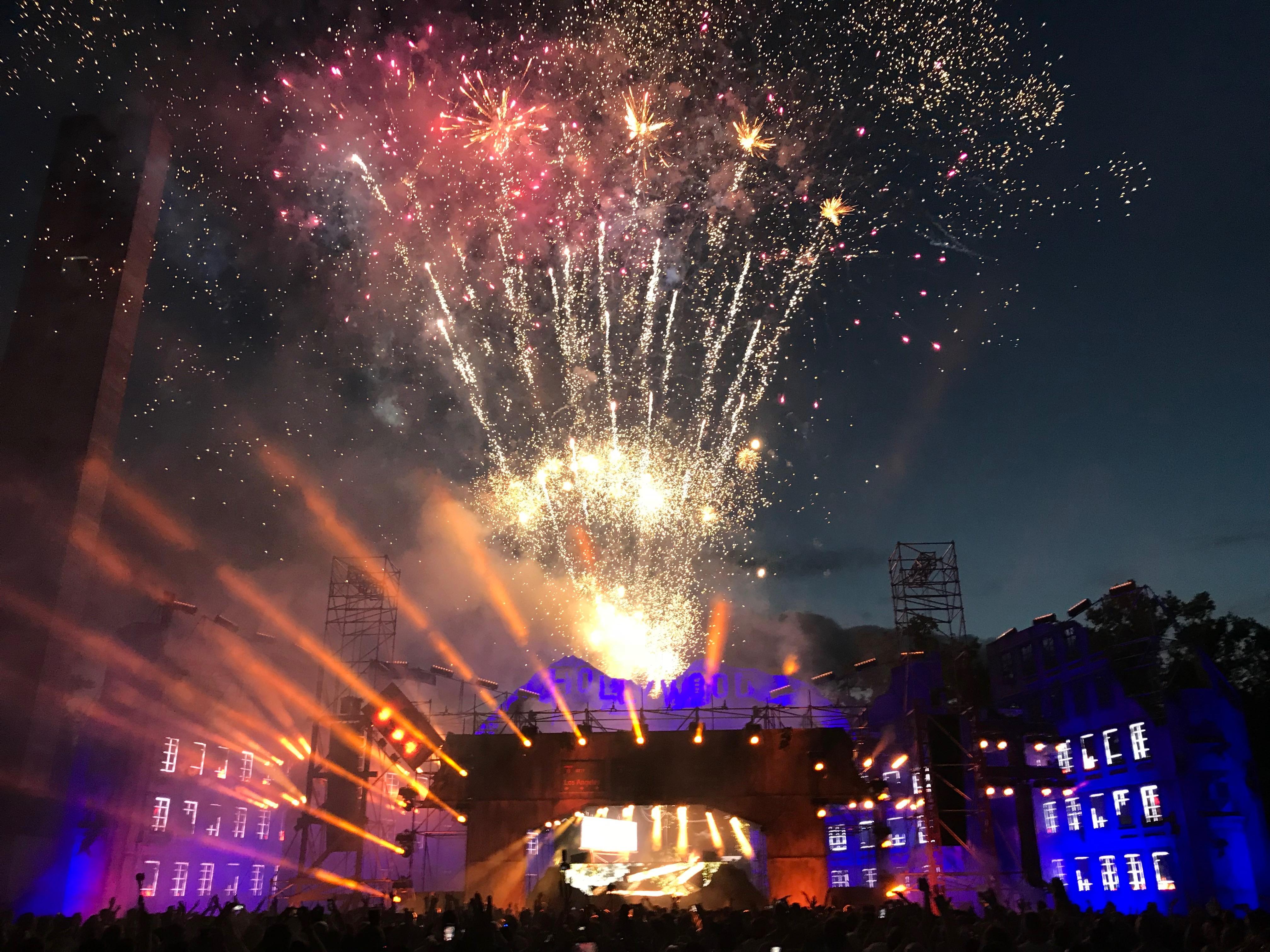 World Club Dome Zombie Stage